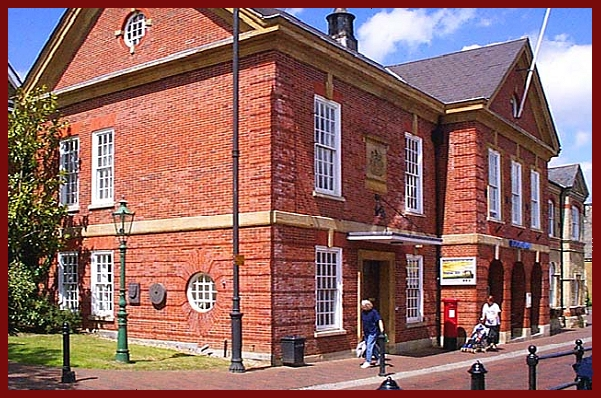 Godalming Borough Hall