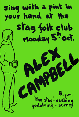 Stagfolk first poster