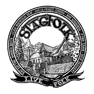 Stagfolk Club Logo Logo